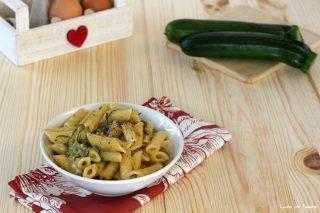 Carbonara di zucchine facile e gustosa
