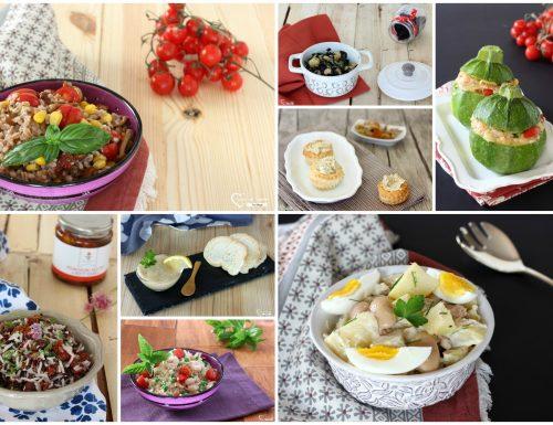 Più di 60 ricette di piatti freddi