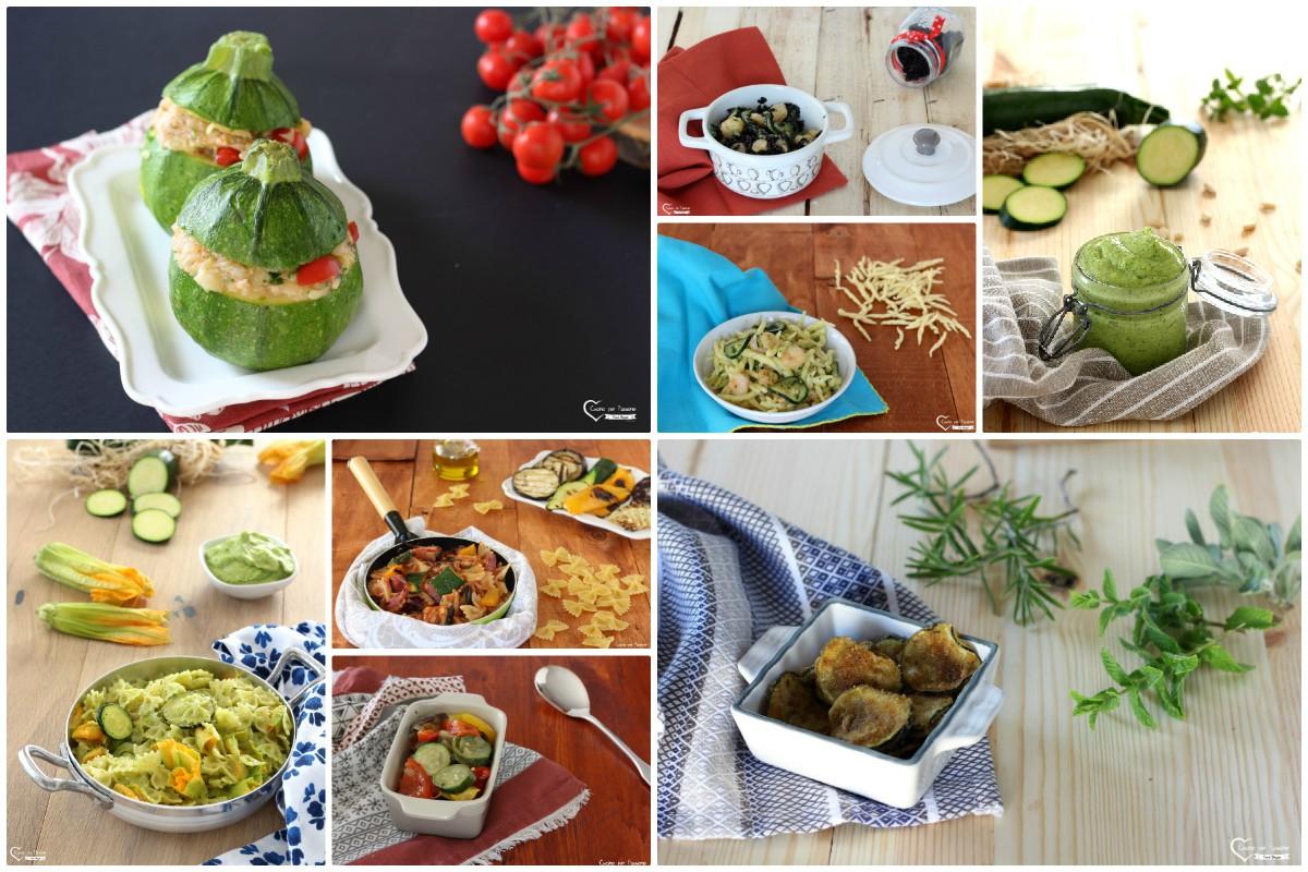 Più di 20 ricette con le zucchine