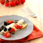 Filetto di Branzino alla mediterranea