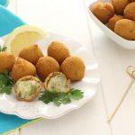 Polpette di merluzzo e olive
