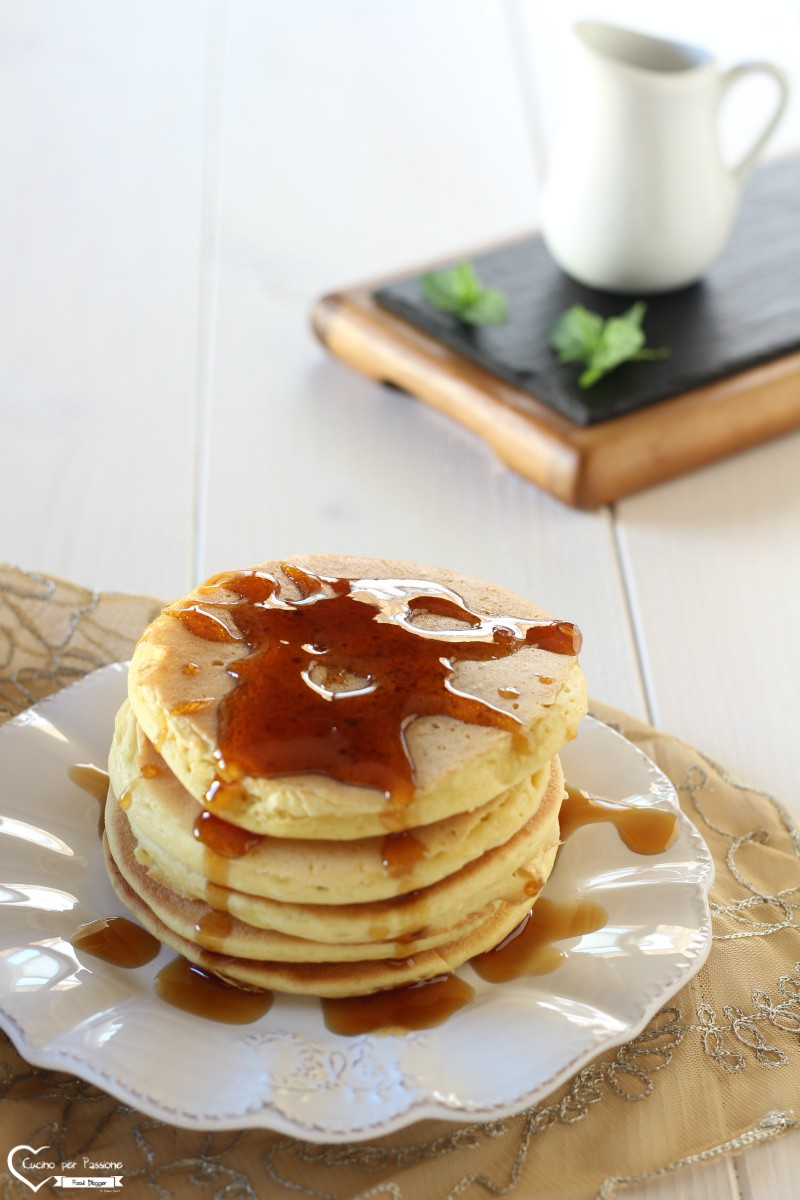 Pancake Ricetta Originale Americana