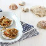 Canestrelli gratinati antipasto delizioso