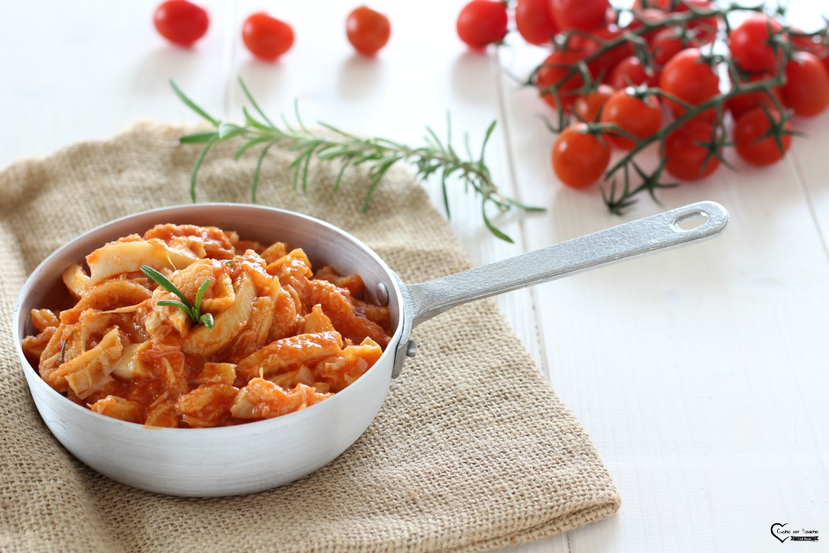 Trippa alla veneta in umido piatto povero cucino per for Piatto della cucina povera
