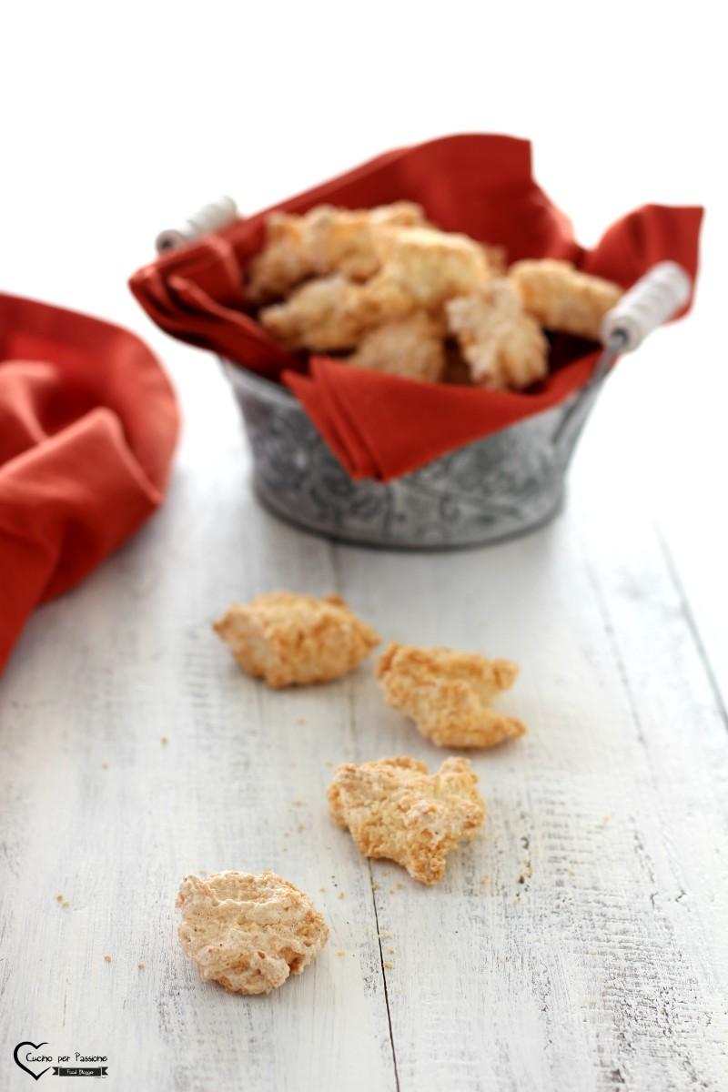 Biscotti al Cocco Morbidi e Buonissimi