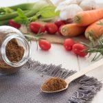 Ricetta Dado vegetale granulare