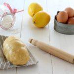 Pasta frolla morbida per biscotti e crostate