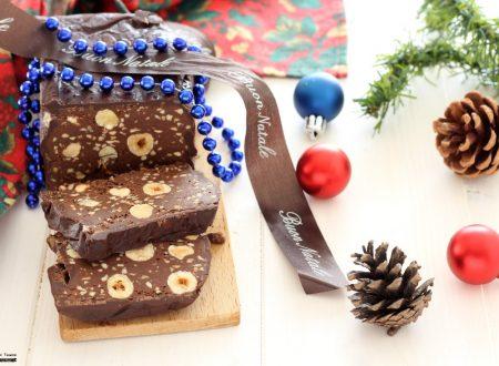 Torrone al cioccolato ricetta facile