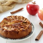 Torta di mele facile senza bilancia