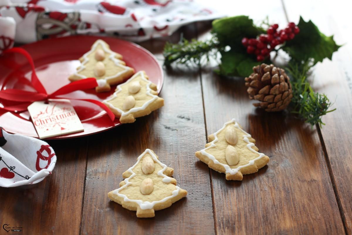 Biscotti di Natale ricetta vegan