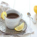Acqua limone e zenzero