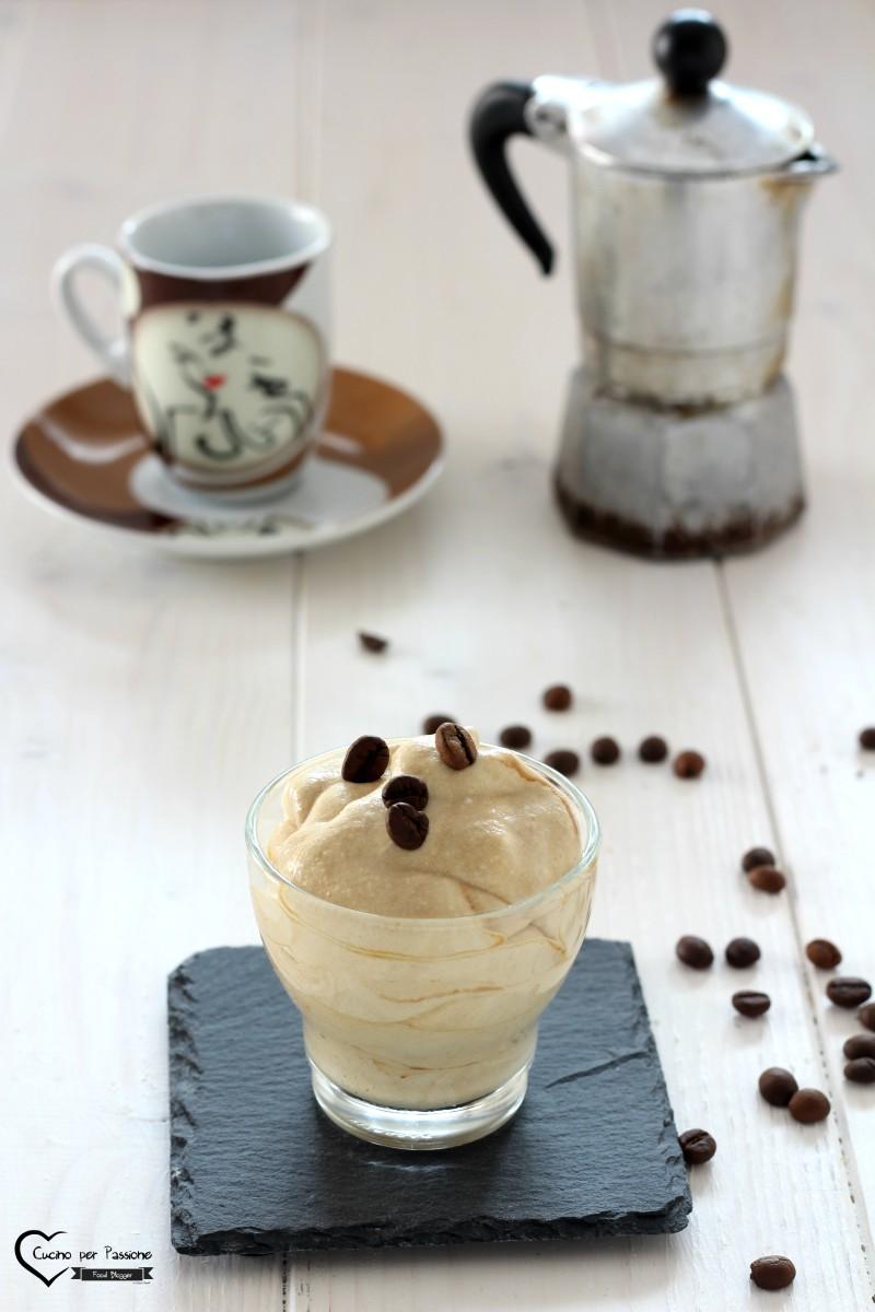 crema fredda al caffè