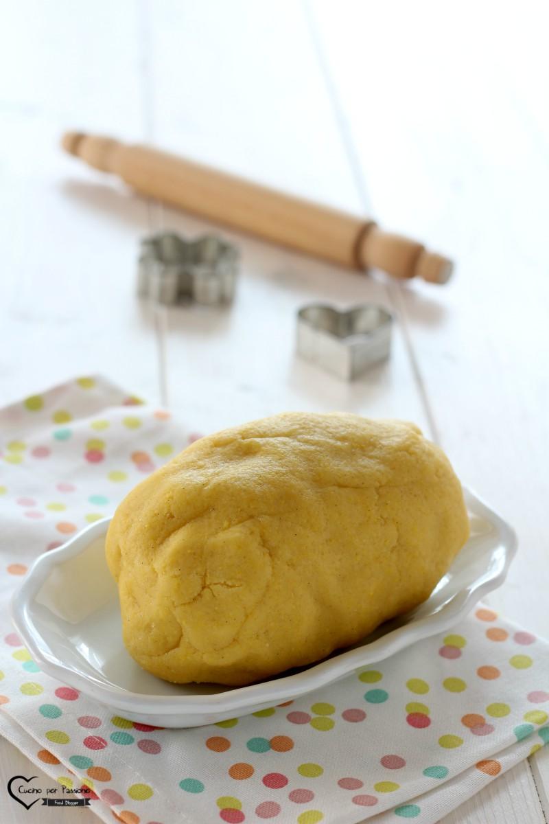 Pasta frolla ricetta con solo tuorli