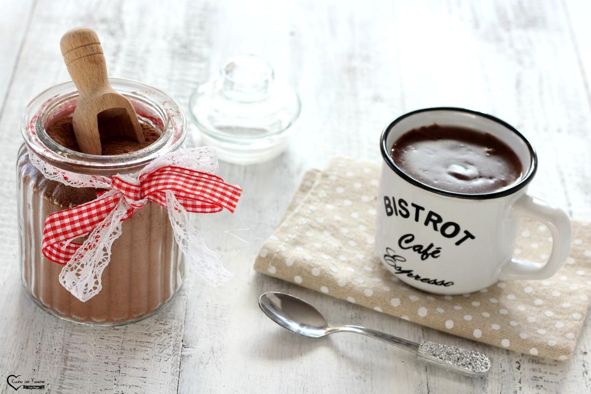 Preparato per cioccolata calda da fare in casa