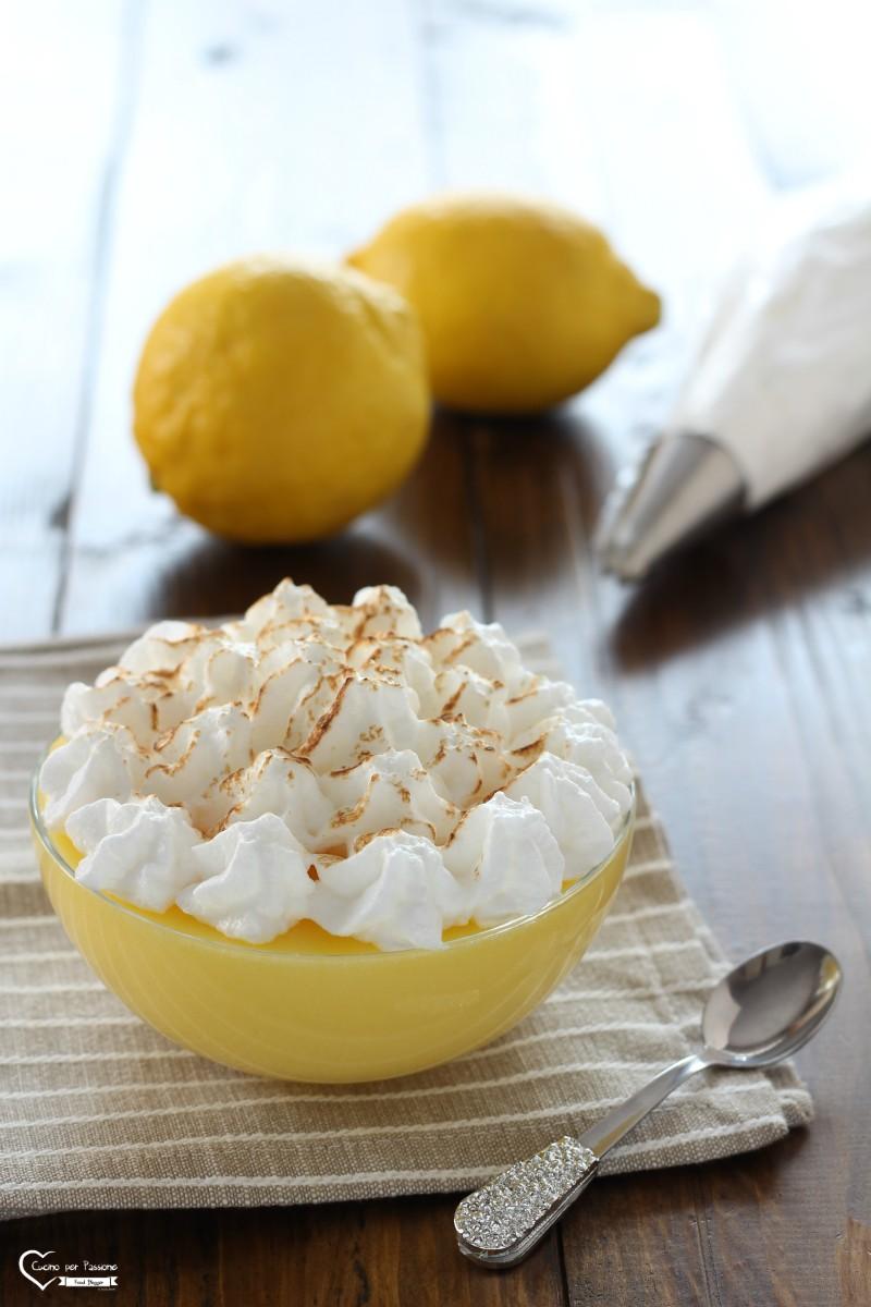 Lemon curd ricetta di Ernest Knam