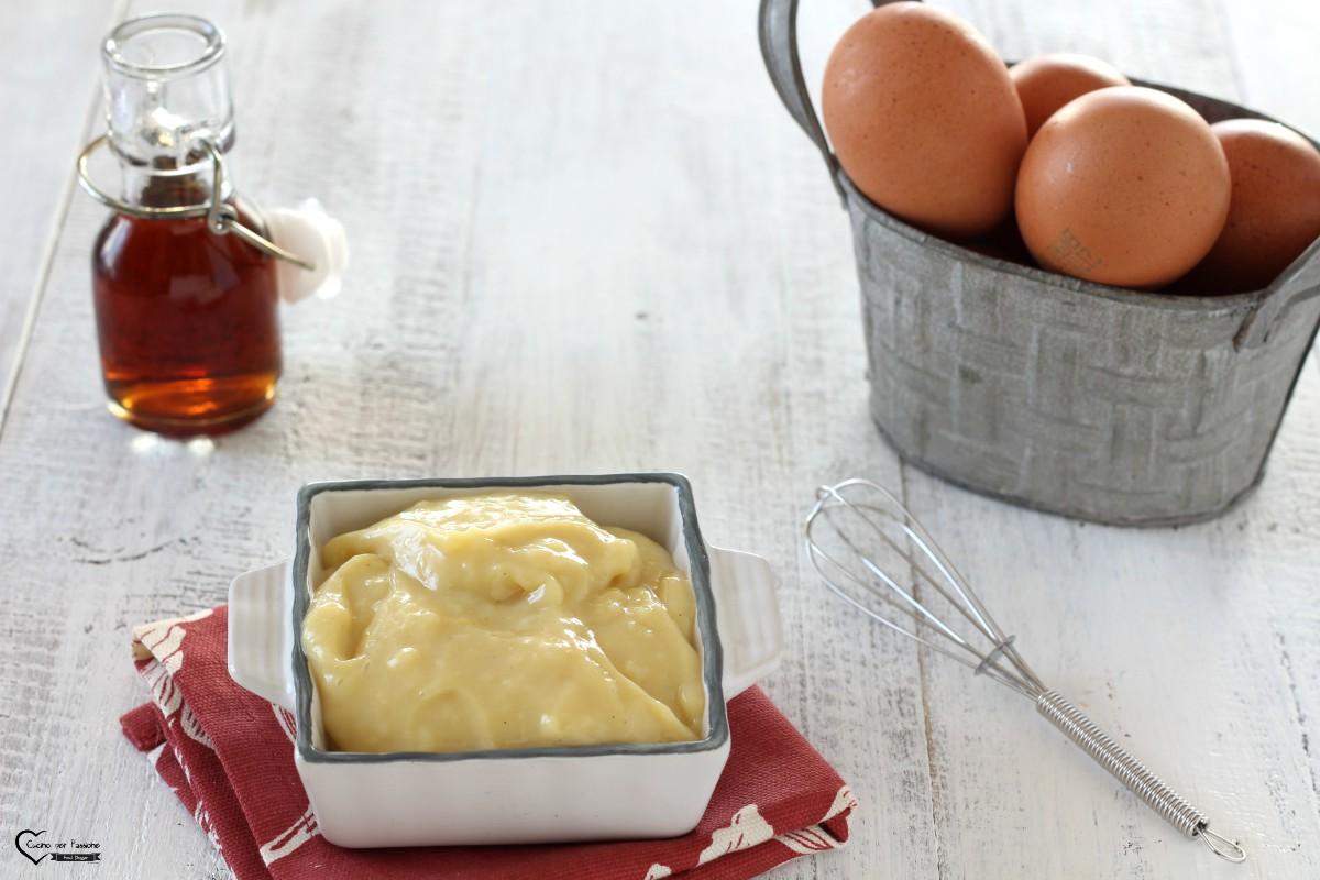 Ricetta Crema Pasticcera Zabaione.Crema Allo Zabaione Per Farcire Dolci O Da Mangiare Al Cucchiaio
