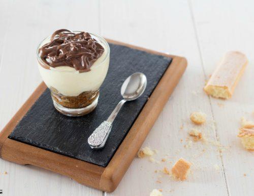 Crema al mascarpone e cioccolato