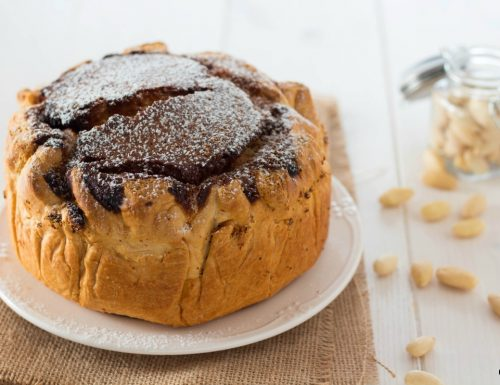 Torta russa ricetta originale di Verona