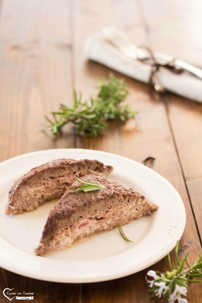 tramezzini di carne al forno