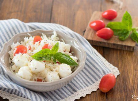 Crudaiola ricetta riso freddo