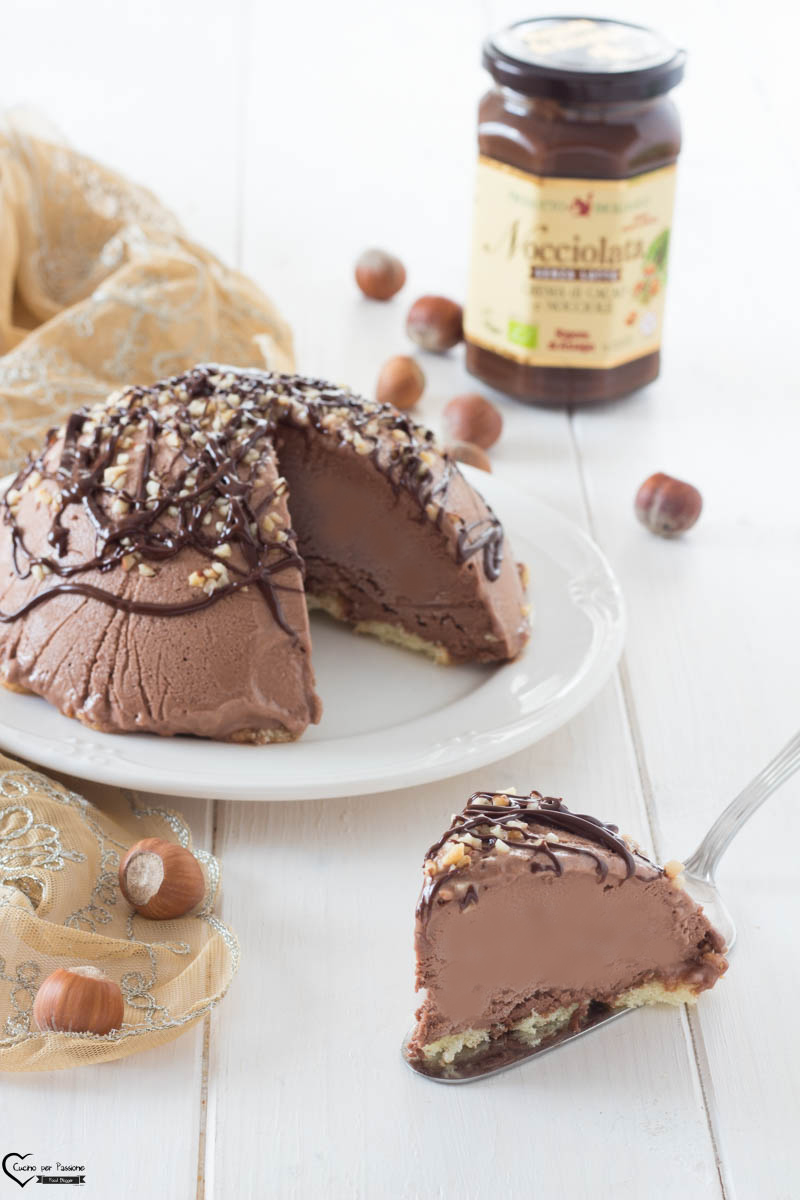 Semifreddo al cioccolato