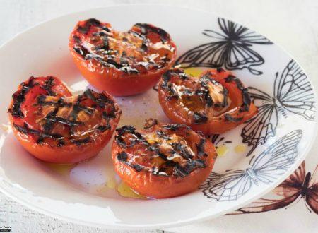 Pomodori alla griglia