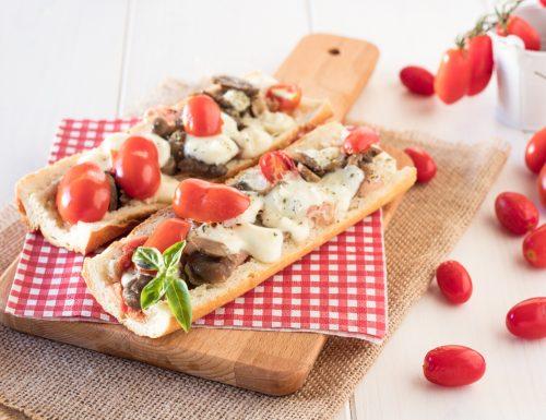 Pan pizza ricetta furba