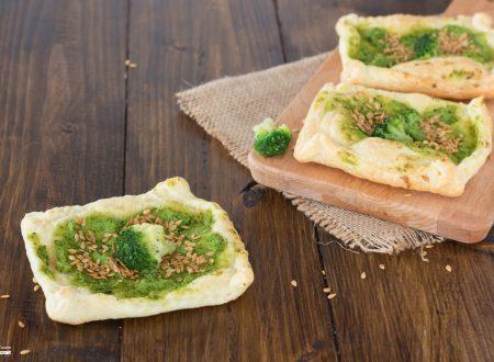 Sfoglia con broccoli
