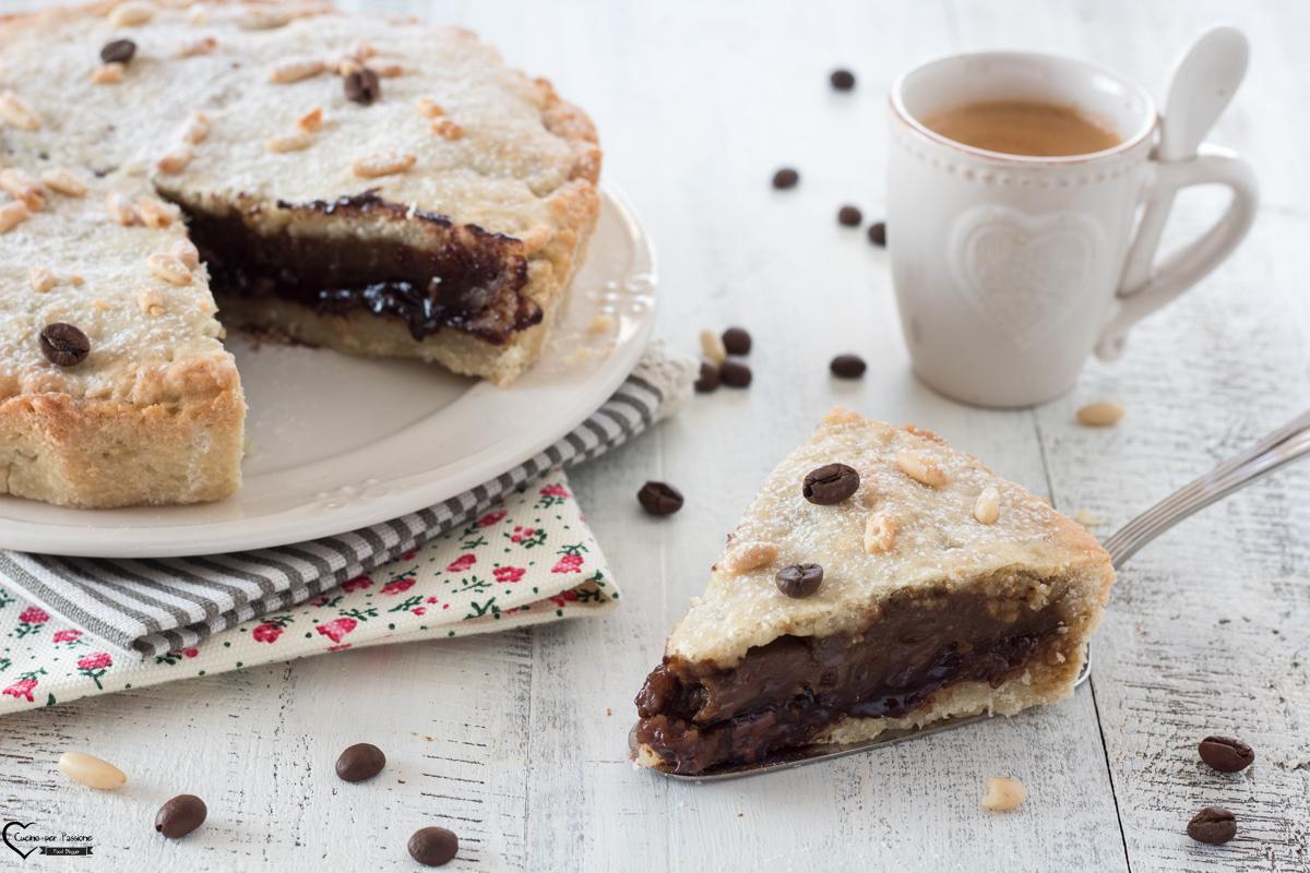 Torta Della Nonna Ricetta Al Caffè Facile Veloce E Supergustosa