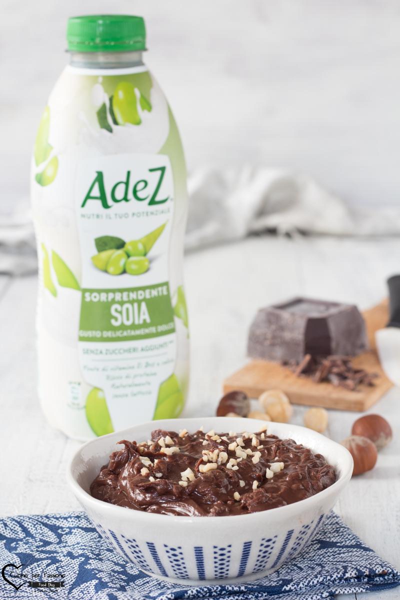 Crema Vegana al Cioccolato