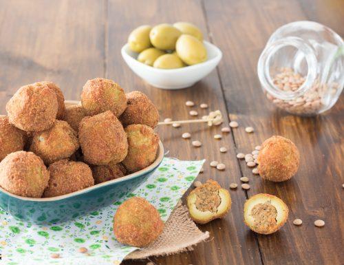 Olive ascolane vegan