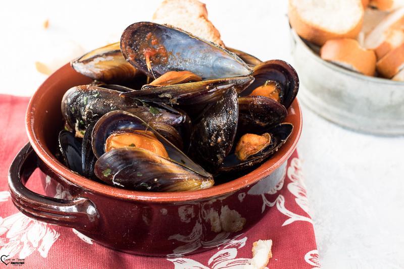 Zuppa Di Cozze Al Pomodoro Ricetta Cozze Alla Tarantina Gustosa