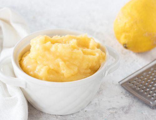 Crema pasticcera vegana e senza glutine