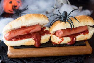 Dita di strega salate per Halloween