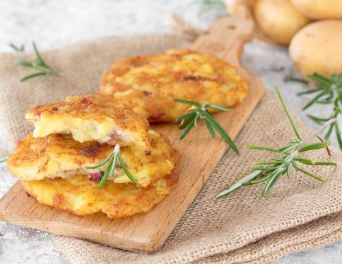 Rosti patate e speck