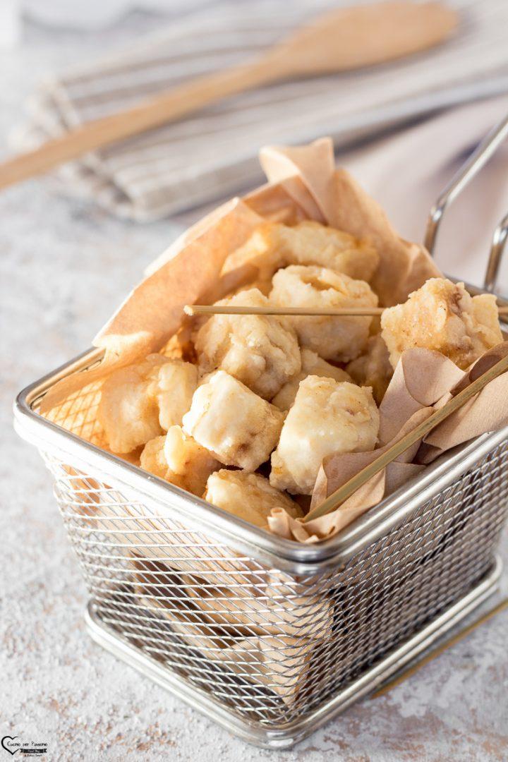 Merluzzo impanato e fritto
