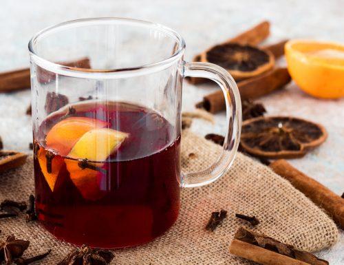Vin brulè ricetta veneta