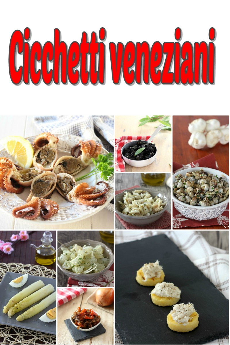 Cicchetti veneziani