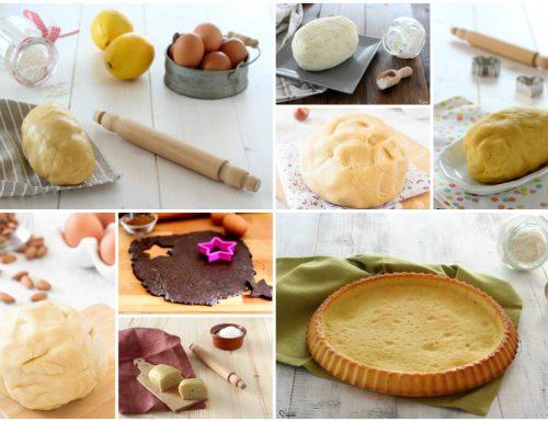 Pasta frolla ricette facili per ogni esigenza