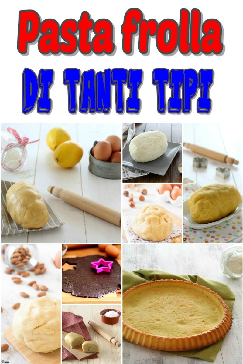 Pasta frolla ricette facili