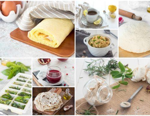 Ricette base dolci e salate