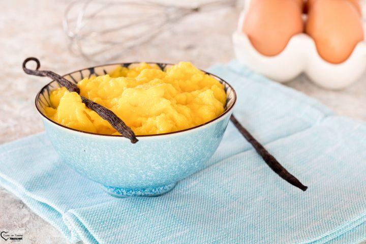 Crema pasticcera di Sal De Riso