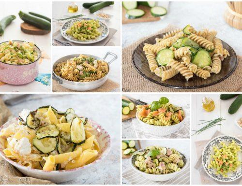 Pasta con le zucchine ricette facili
