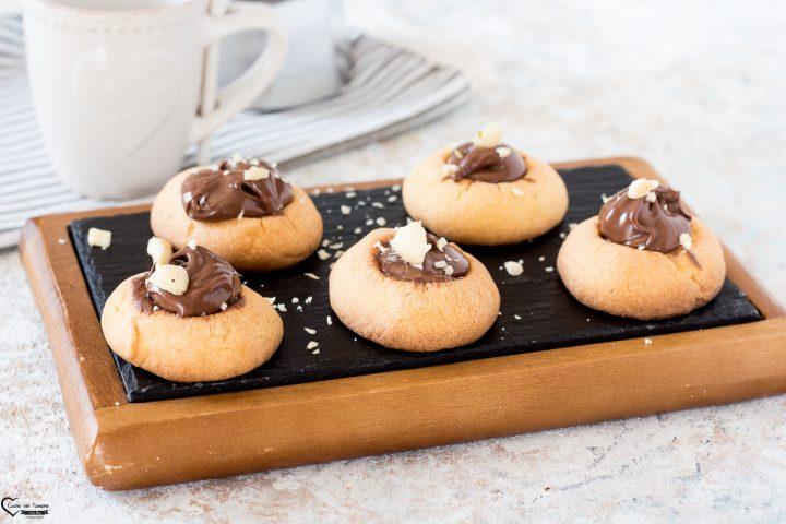 Ovis mollis ricetta biscotti alla nutella