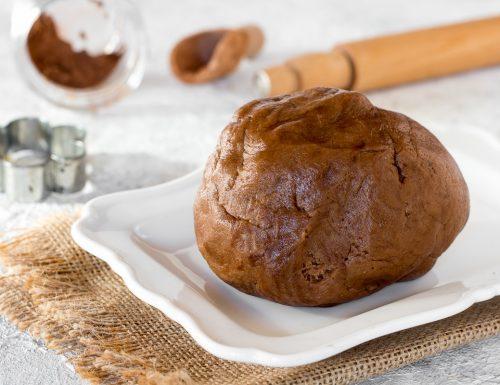 PASTA FROLLA CIOCCOLATO per crostate e biscotti