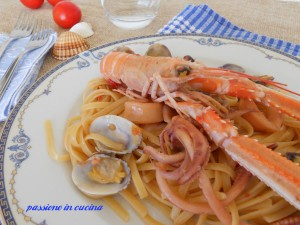 linguine allo scoglio blog.giallozafferano.it/cuialory