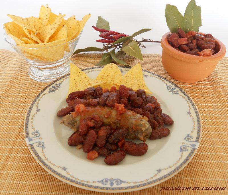 salsiccia e fagioli alla texana passioneincucina.giallozafferano.it