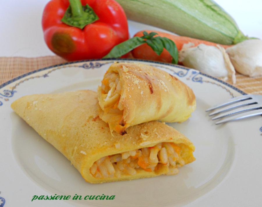 involtini primavera ricetta primi piatto blog.giallozafferano.it/cuinalory