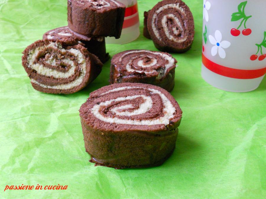 girelle-ricette per bambini-ricetta con il cioccolato