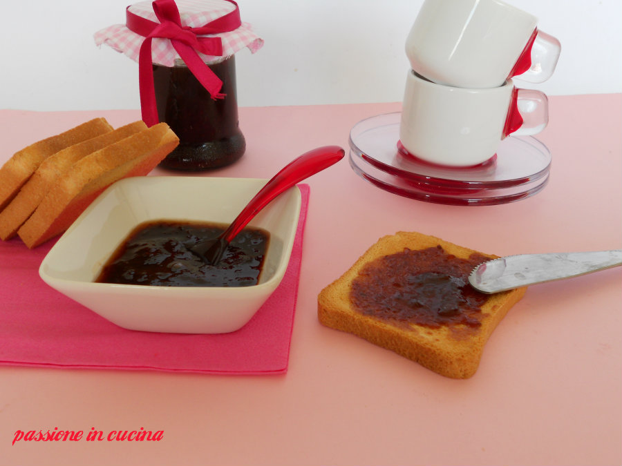 marmellata di fragole passioneincucina.giallozafferano.it